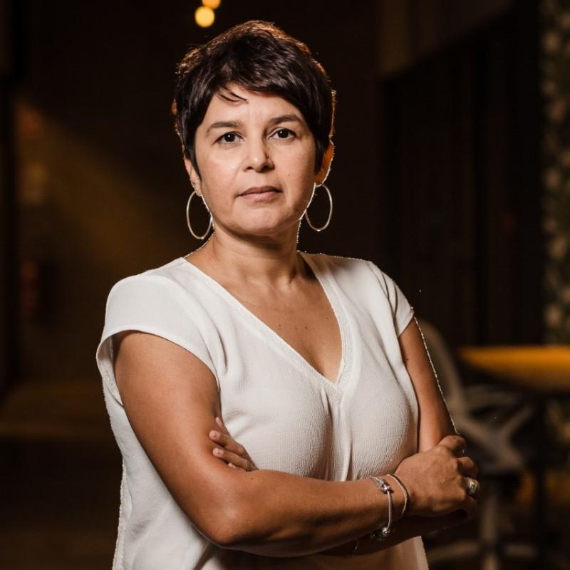 Valérie IBAR, co-gérante d'OdiaRun